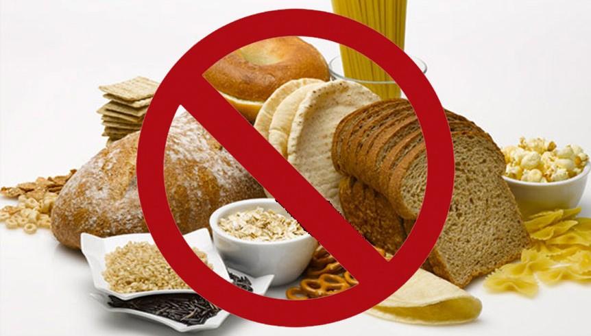 Régime sans gluten : les aliments interdits