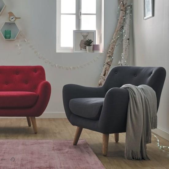 fauteuil-plaid-salon