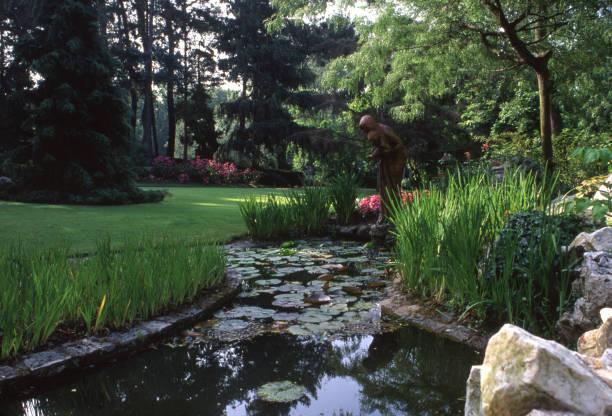 Point d'eau Jardin des Plantes Nantes