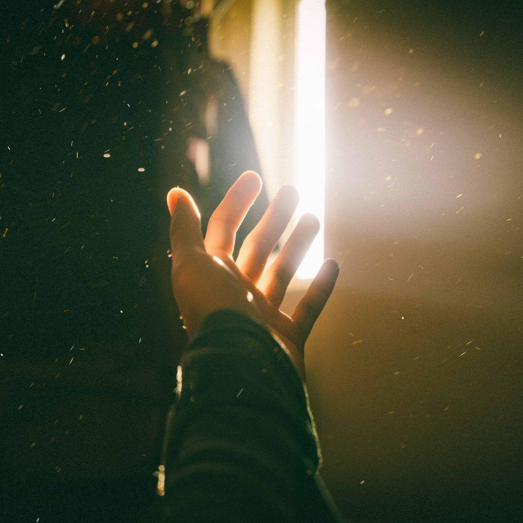 Lumière à l'intérieur
