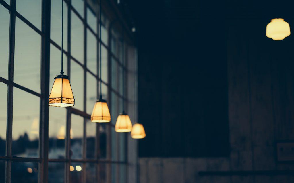 lampes au point du jour