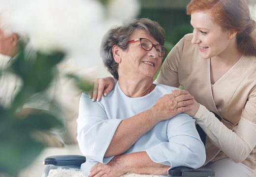 Seniors : le bien-être en maison de retraite