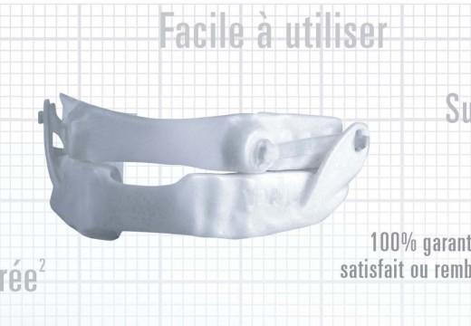 Ronflements : tout savoir sur l'orthèse d'avancée mandibulaire