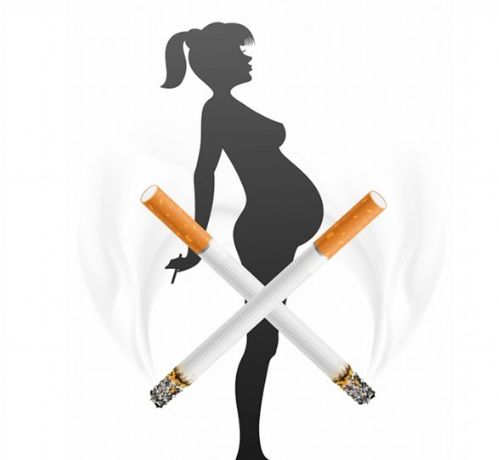 La grossesse et la cigarette :le mauvais ménage!