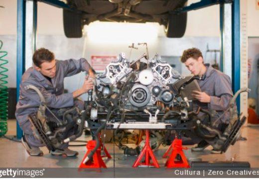 Réparation automobile : quels risques professionnels ?