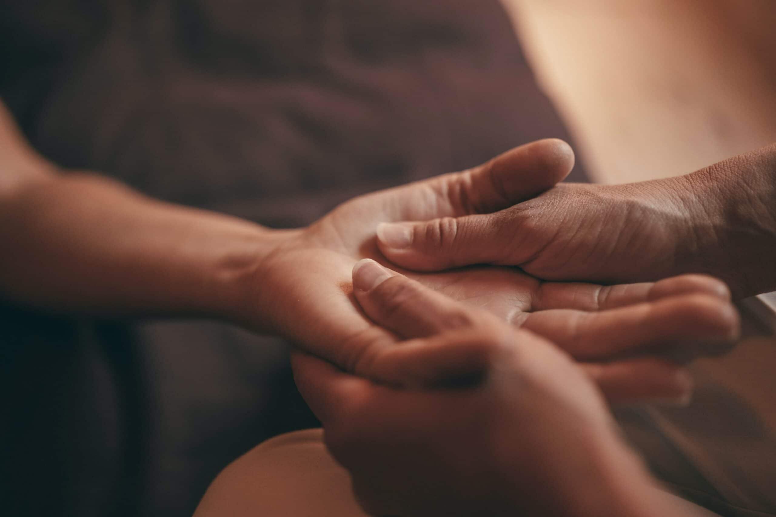 Massage bienfait